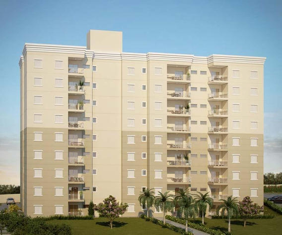 Apartamento Em Capivari, Louveira/sp De 72m² 3 Quartos À Venda Por R$ 347.300,00 - Ap610896