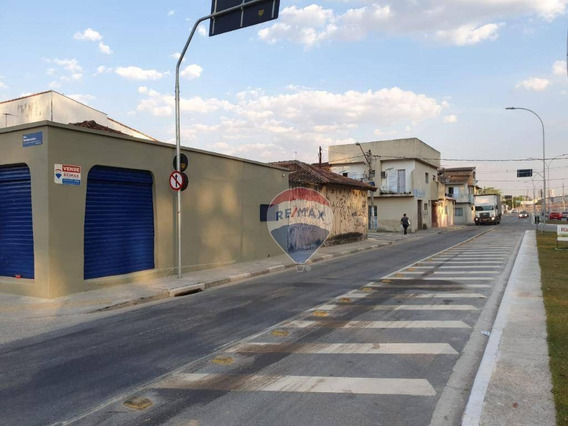 Ponto Comercial Em Avenida De Grande Movimento De Veículos - Pt0015