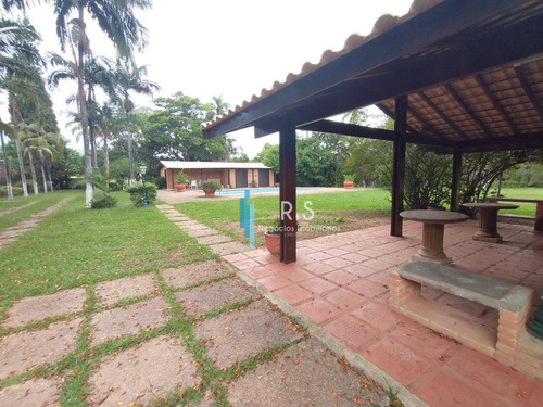 Chácara Com 7 Dormitórios À Venda, 16000 M² Por R$ 1.980.000,00 - Medeiros - Jundiaí/sp - Ch0047