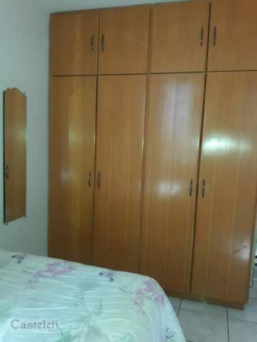 Apartamento Com 2 Dormitórios Para Alugar, 60 M² Por R$ 1.300,00/mês - Jardim Paulicéia - Campinas/sp - Ap7722