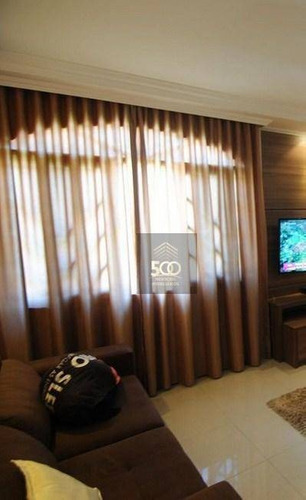 Casa Com 3 Dormitórios À Venda, 172 M² Por R$ 590.000,00 - Ipiranga - São José/sc - Ca0532