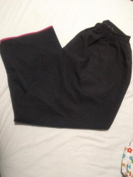 Pantalón Ambo Negro Talle 48/50