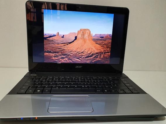Notebook Acer Aspire E1-421 4gb Hd 320gb + Hdmi