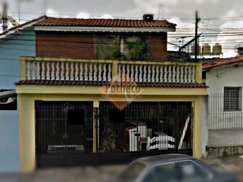 Sobrado No Jd. Jabaquara, 130 M², 02 Dormitórios, 01 Suíte, 03 Vagas, R$ 500.000,00 - 1351