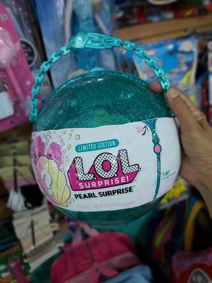 Maleta Lol Surprise Pearl Surprise