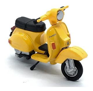 Vespa 1978 P200e Scooter 2014 Newray Toys 132 Scale 3 Pulgad