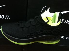 Nike Lebron 15 Low Para Caballeros Talla 40-45