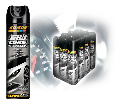 Silicona Multiuso Perfumada Silisur Max390g Pack 12u Sport