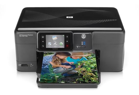 Impressora Hp C309g Em Perfeito Funcionamento Sem Cartuchos
