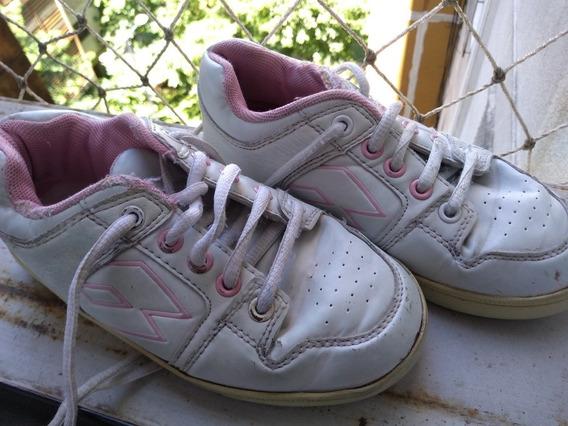 Zapatillas Lotto Niños Original Calz. 30