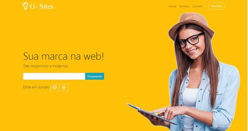 Criação De Sites Com Wordpress E Elementor