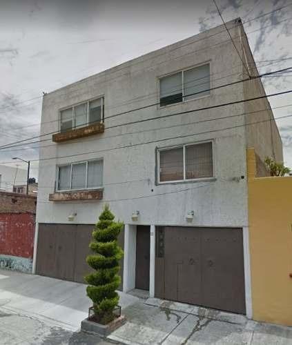 Remato Departamento En Colonia Moderna, Benito Juarez, Cdmx