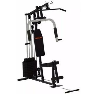 Multigimnasio Multigym Athletic Advanced 370m Con 50 Kg Peso