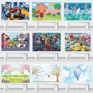 Painel Decorativo Infantil Festa 1.50 X 1.00 Modelos 2020