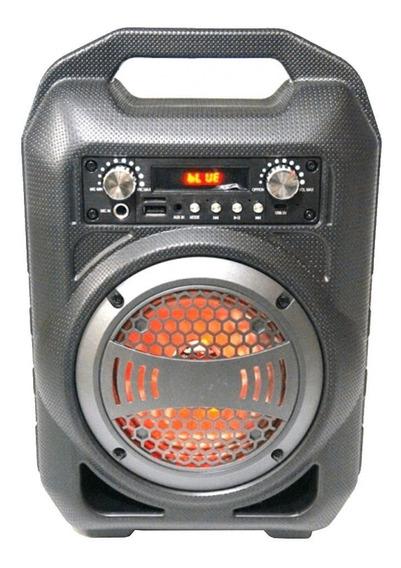 Caixa De Som 6 Em 1 Bluetooth 30w Rms Rádio Fm