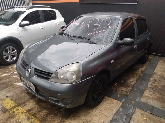 Renault Clio 1.0 2008 Flex