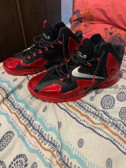 Tênis Nike Lebron Miami Heat