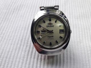 Reloj Orient Crystal Automatico