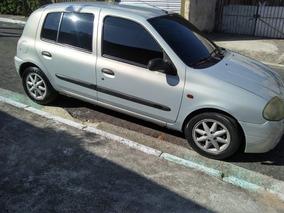 Renault Clio 1.0 16v Rn 5p 2001