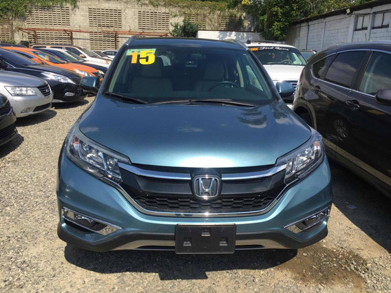 Honda Cr-v Nueva De Caja
