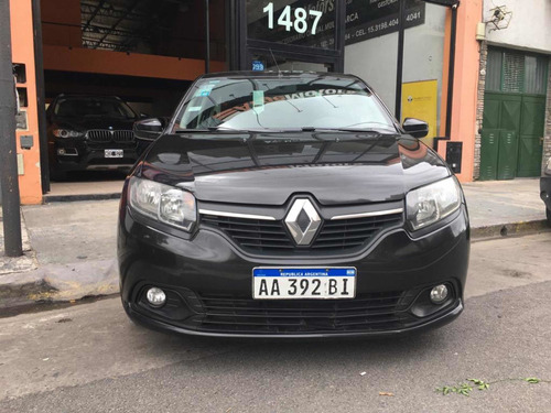 Renault Logan 1.6 Expression 85cv 2016 Impecable! Argemotors