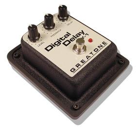 Pedal Guitarra Digital Delay