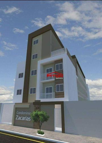 Imagem 1 de 15 de Apartamento Com 2 Dormitórios À Venda, 49 M² Por R$ 279.000,00 - Vila Ré - São Paulo/sp - Ap2405