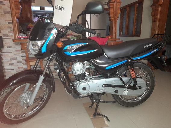 Bóxer Ct100 Negra Y Azul