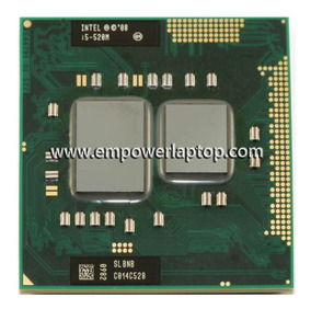 Processador Notebook Intel Core I5 520m Novo