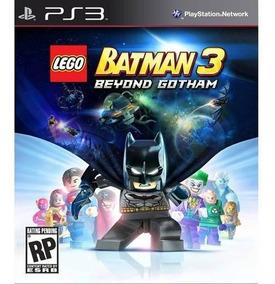 Lego Batman 3 Ps3 Psn Envio Imediato Promoção Jogue Agora