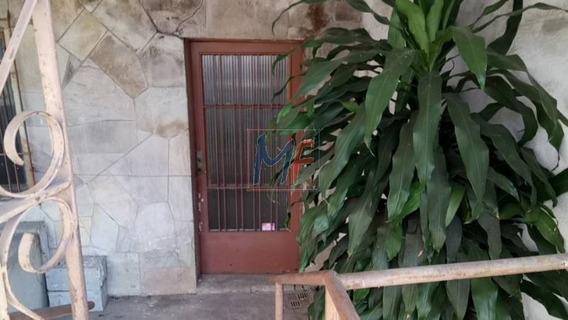 Ref 8988 - Excelente Terreno Para Venda No Bairro Vila Formosa Com Casa Antiga Para Reformar Ou Demolir. - 8988