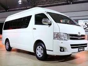 Renta De Camionetas Toyota Hiace Barata Transporte Ejecutivo