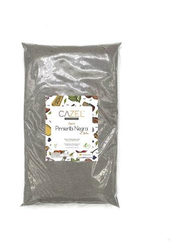 Imagen 1 de 2 de Pimienta Negra Molida En Polvo Premium 1kg