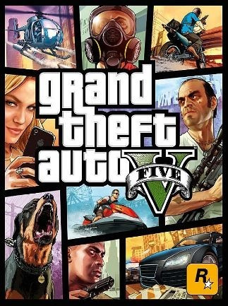 Grand Theft Auto V - Gta 5 - Pc
