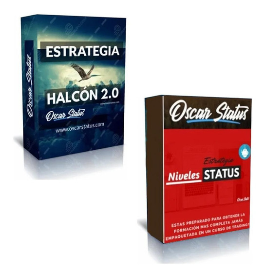 Cursos Forex - Estrategia Halcón Y Niveles Status
