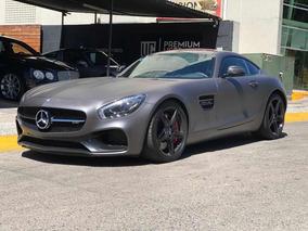 Mercedes-benz Gt 4.0 S At 2017