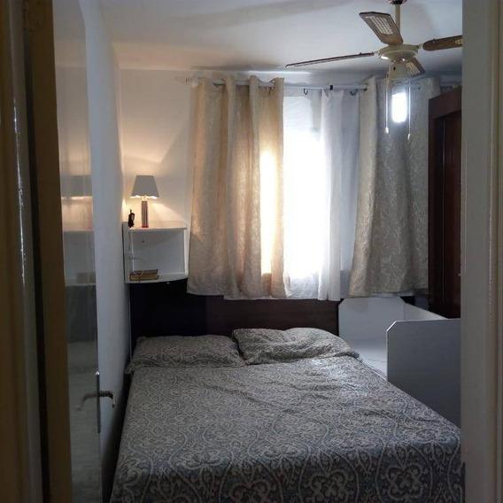 Apartamento 2 Dorms, Com Cozinha Planejada, Em Condomínio C/ Área De Lazer, Vl. Isabel, Guarulhos. - Ap1134