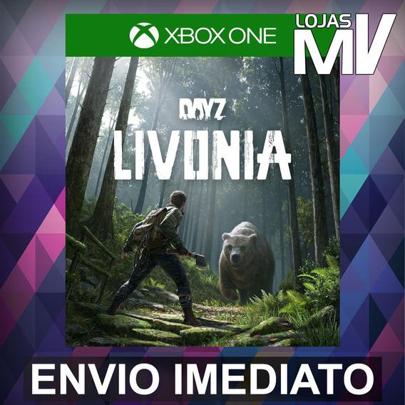 Dayz Dlc Expansao - Xbox One Código 25 Dígitos