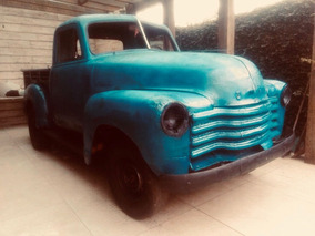 Chevrolet/gm Sapo Barbada 1951