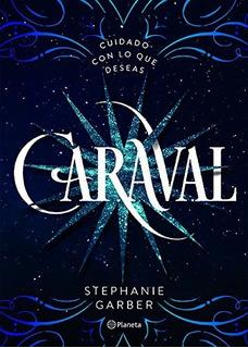 Libro Caraval, Stephanie Garber