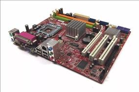 Kit Upgrade Dual Core Placa Mae + Memoria 4gb + Processador