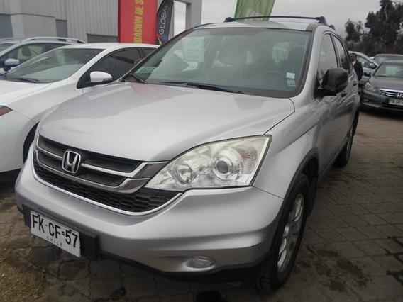 Honda Crv 2.4 Lx Full Equipo Aut Año 2012