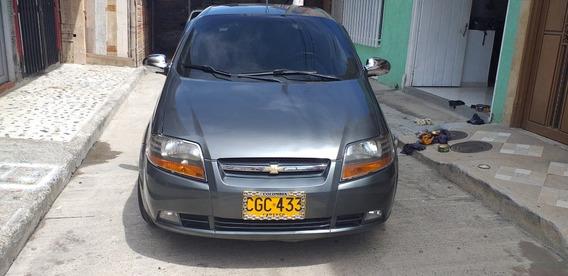 Chevrolet Aveo Aveo Gris Bretaña