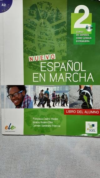 Nuevo Español En Marcha 2 Com Cd