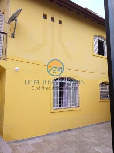 Imagem 1 de 13 de Sobrado Para Venda Em São Paulo, Jardim Amália, 4 Dormitórios, 2 Banheiros, 1 Vaga - Sb132_2-1162365
