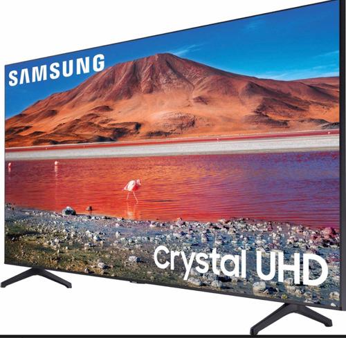 Imagen 1 de 3 de Pantalla Samsung Un43tu7000fxza 43 PuLG Led 4k Smart Tv 2020