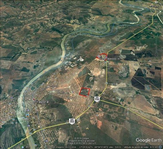 Terreno / Área Para Comprar No Zona Rural Em Pirapora/mg - 1179