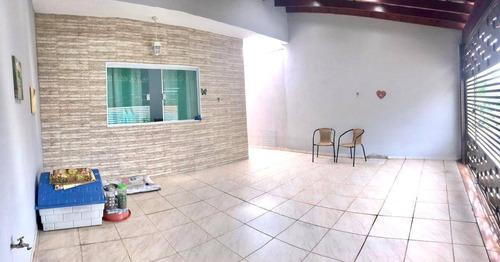 Casa Com 3 Dormitórios Sendo 1 Suíte Na Vila Amato - Ct271