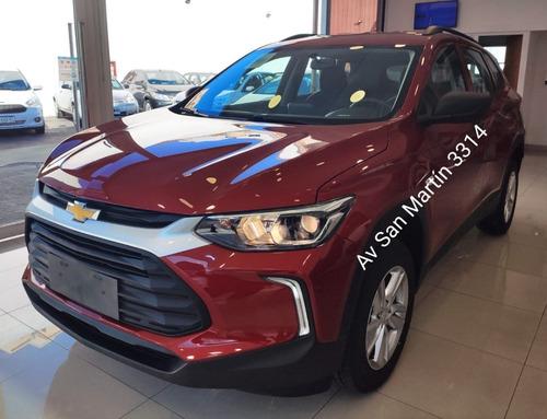 Nueva Chevrolet Tracker 1.2 Turbo Automatica 0km 2021 2222