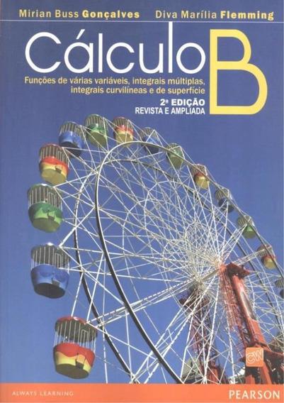 Calculo B - 2ª Edicao